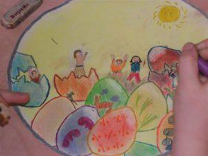 kinderen en tekentaal-tekenatelier gerdie schiphorst